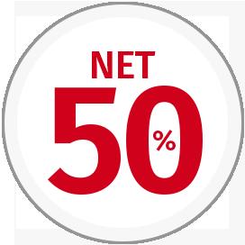 net 50