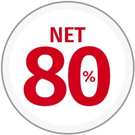 net 80