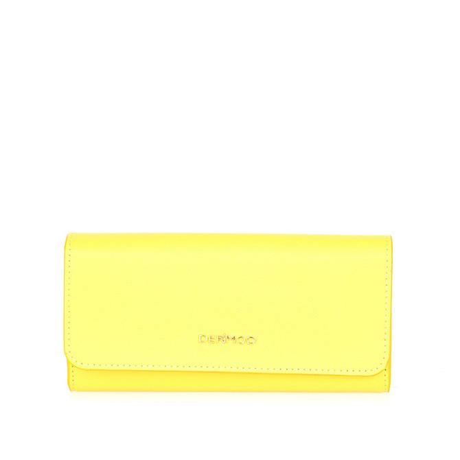 Sarı Kadın Cüzdan 5637211626