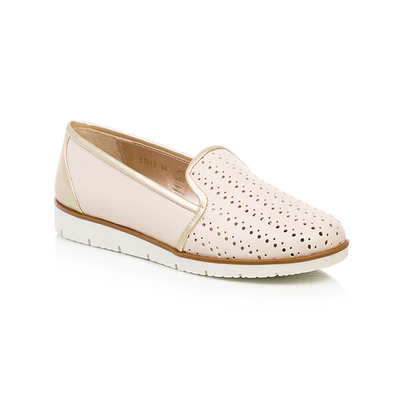 Derimod 17SFE191318 Bej Kadın Ayakkabı