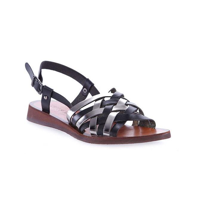Siyah Kadın Sandalet 5637343333