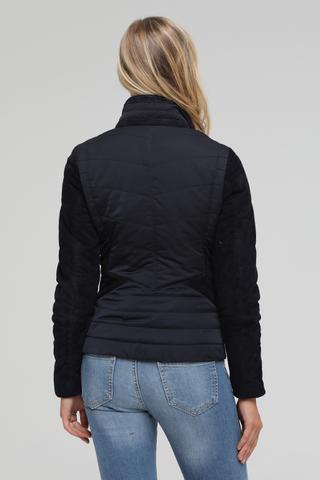 Lydia Kadın Deri Ceket