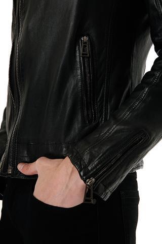 Kıdd Erkek Deri Ceket