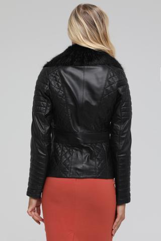 Gemma Kadın Deri Ceket