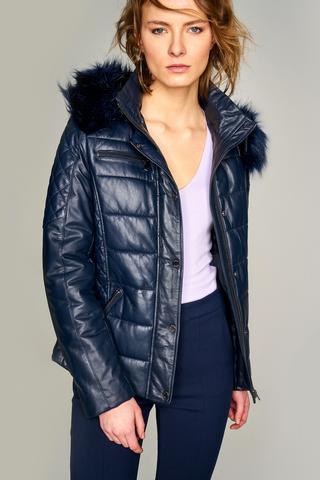 Blanch Kadın Deri Ceket