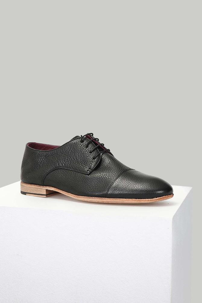 Siyah Erkek Ayakkabı (17-657) 5637880403