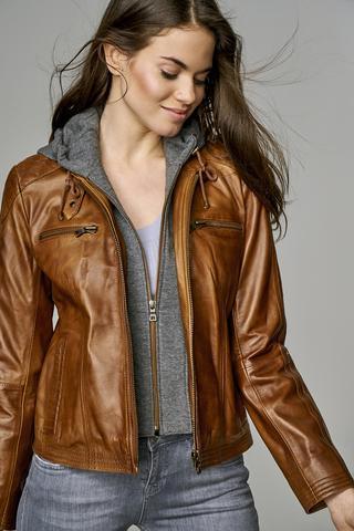 Weekend Kadın Deri Ceket