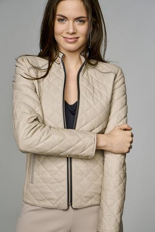 Rosemary Kadın Deri Ceket