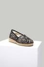 5637853851 Kadın Hasır Detaylı Espadril Ayakkabı