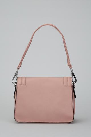 Pembe Kadın Omuz Çanta