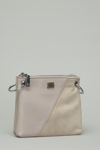 Bej Kadın Çapraz Çanta