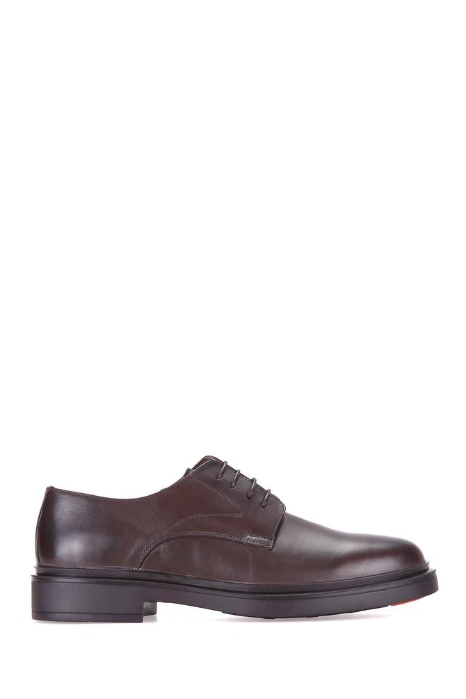 Kahverengi Klasik Erkek Deri Ayakkabı 5637944928