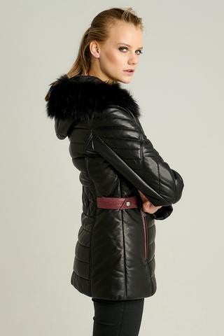 Meribel Kadın Deri Ceket
