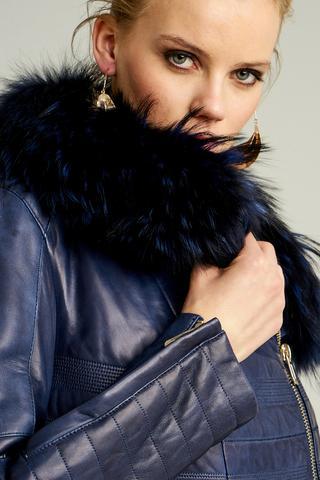 Anita Kadın Deri Ceket