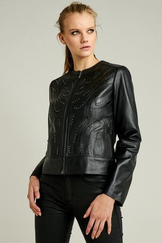 Marisa Kadın Deri Ceket