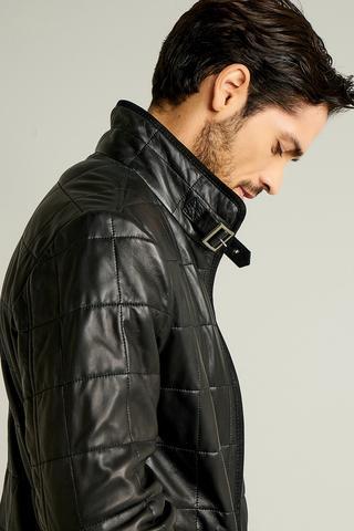 Asensio Erkek Deri Ceket