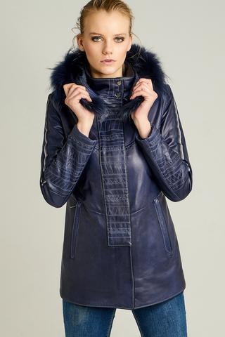 Adora Kadın Deri Ceket