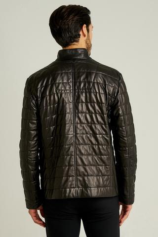 Ribery Erkek Deri Ceket