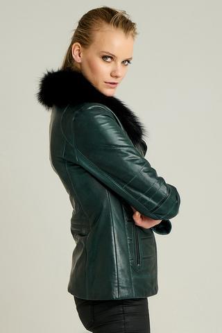 Stella Kadın Deri Ceket