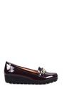 5637891736 Kadın Zincir Detaylı Dolgu Topuklu Ayakkabı