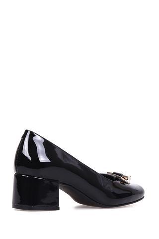 Toka Detaylı Kadın Topuklu Ayakkabı