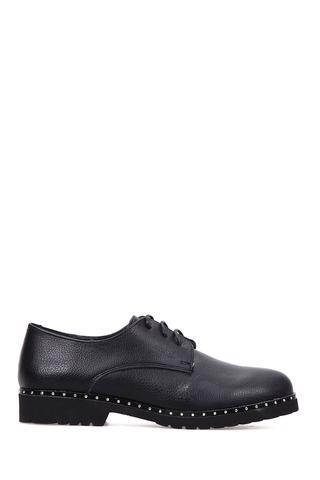 Zımba Detaylı Kadın Ayakkabı