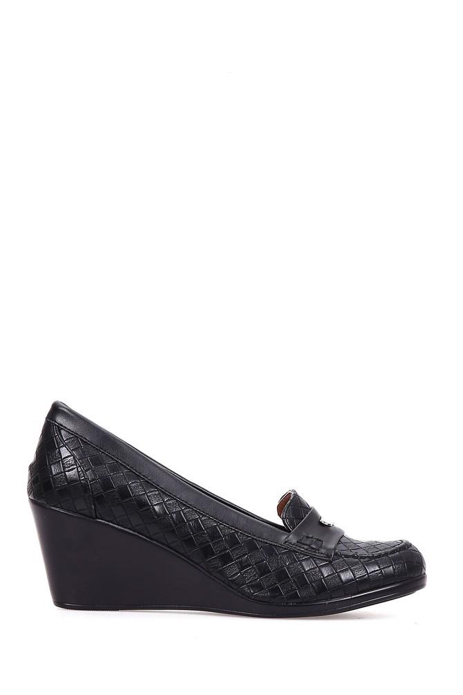 5637891814 Kadın Dolgu Topuklu Ayakkabı