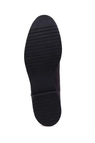Kadın Bağcıklı Süet Ayakkabı