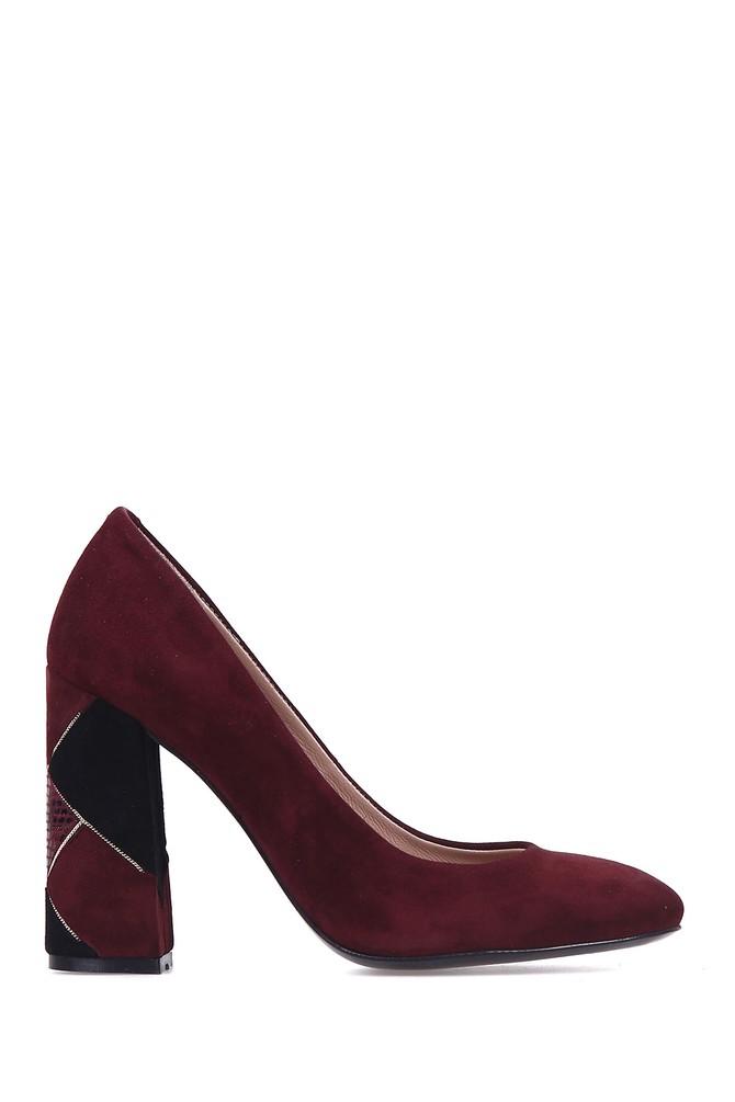 Bordo Kadın Ayakkabı 5637740997