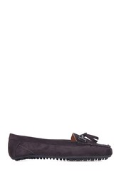 5637891648 KADIN SÜET LOAFER
