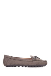 5637891642 KADIN SÜET LOAFER