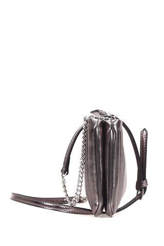 Kadın Gümüş Çapraz Çanta