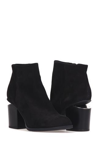Kadın Kesik Topuklu Bot