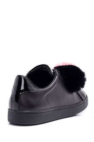 Kadın Ponponlu Sneaker