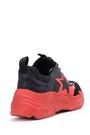 5638001121 Kadın Yıldız Desenli Sneaker