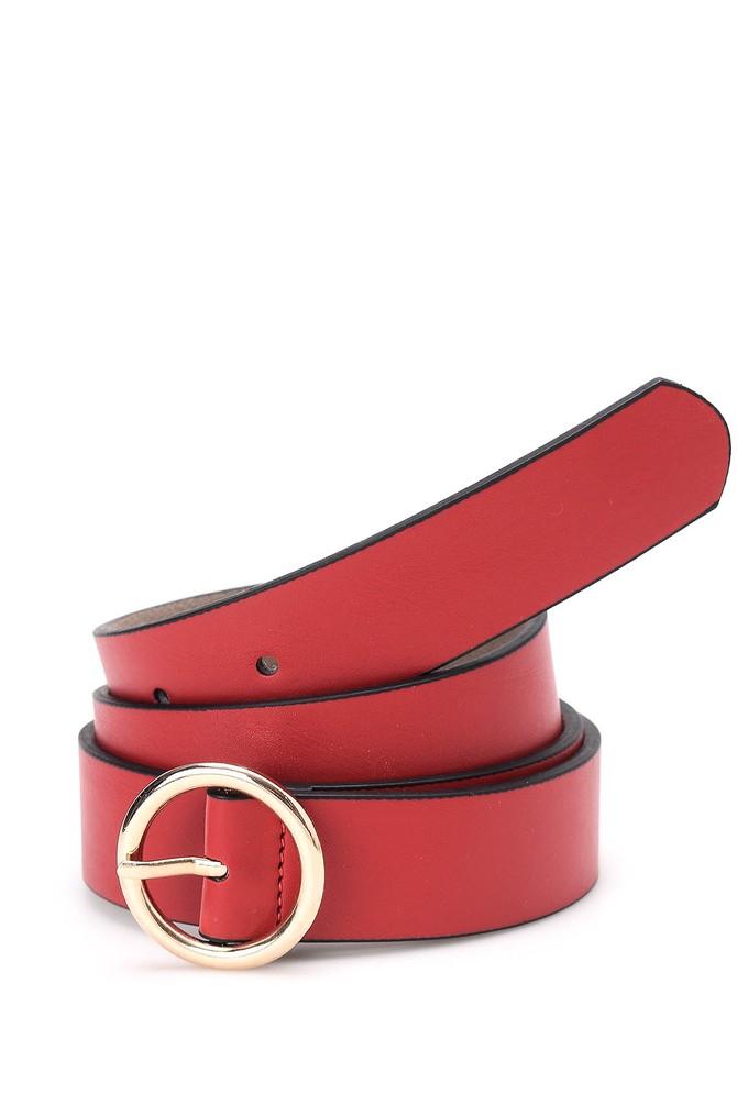 Kırmızı Kadın Kemer 5638025879