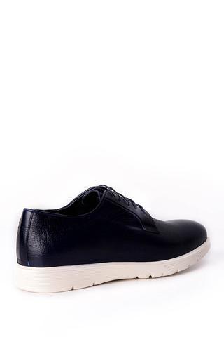 Erkek Bağcıklı Deri Ayakkabı