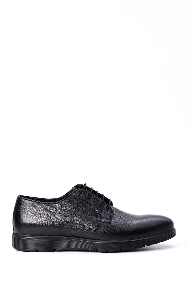 5638018774 Erkek Bağcıklı Deri Ayakkabı