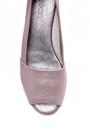 5638010352 Kadın Burnu Açık Ayakkabı