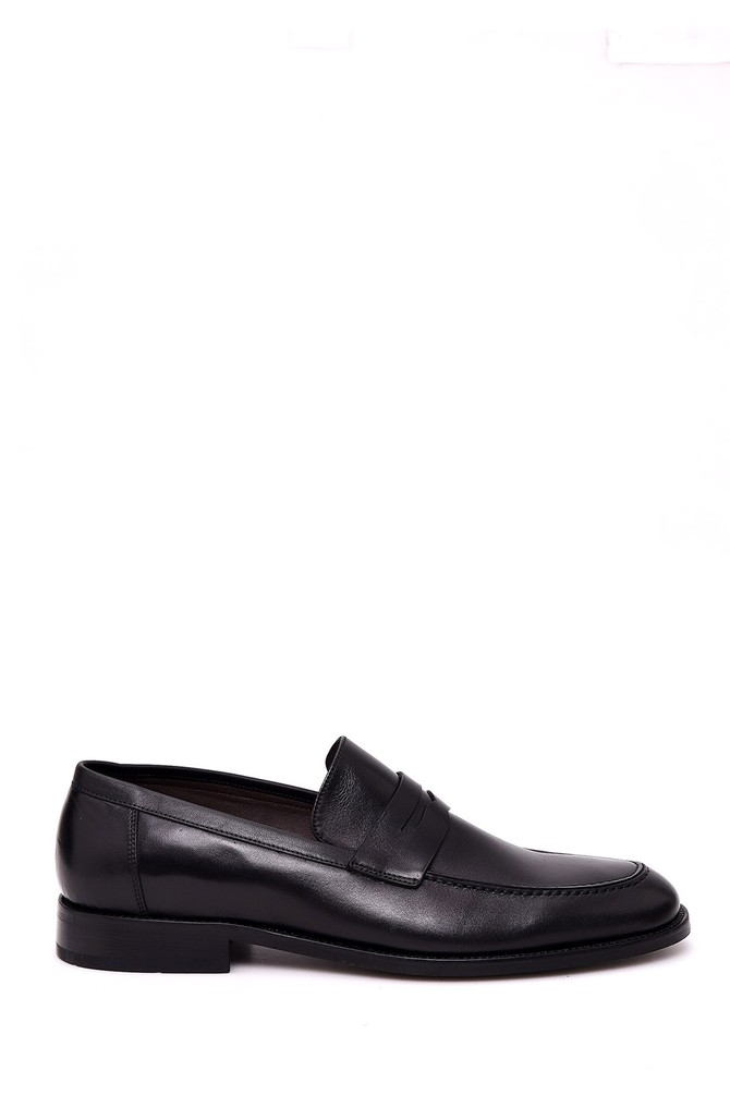 Siyah Erkek Klasik Ayakkabı 5638007590