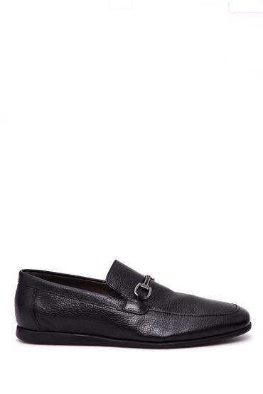 5638007856 Erkek Tokalı Klasik Ayakkabı