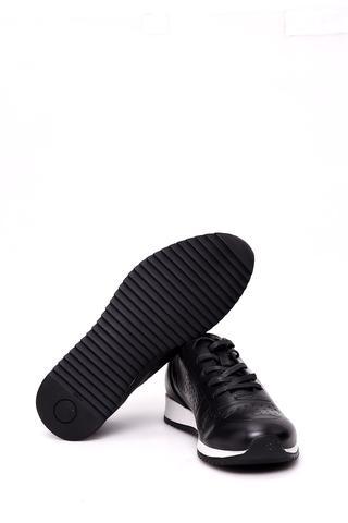 Erkek Tabanlı Deri Sneaker