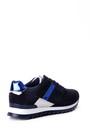 5638030715 Kadın Süet Detaylı Sneaker