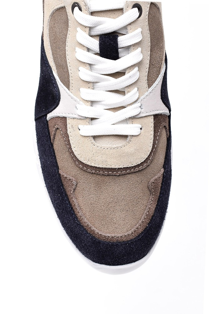 5638028585 Erkek Süet Sneaker