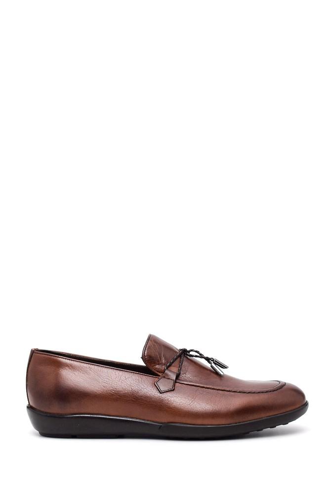 Kahverengi Erkek Klasik Loafer 5638029648
