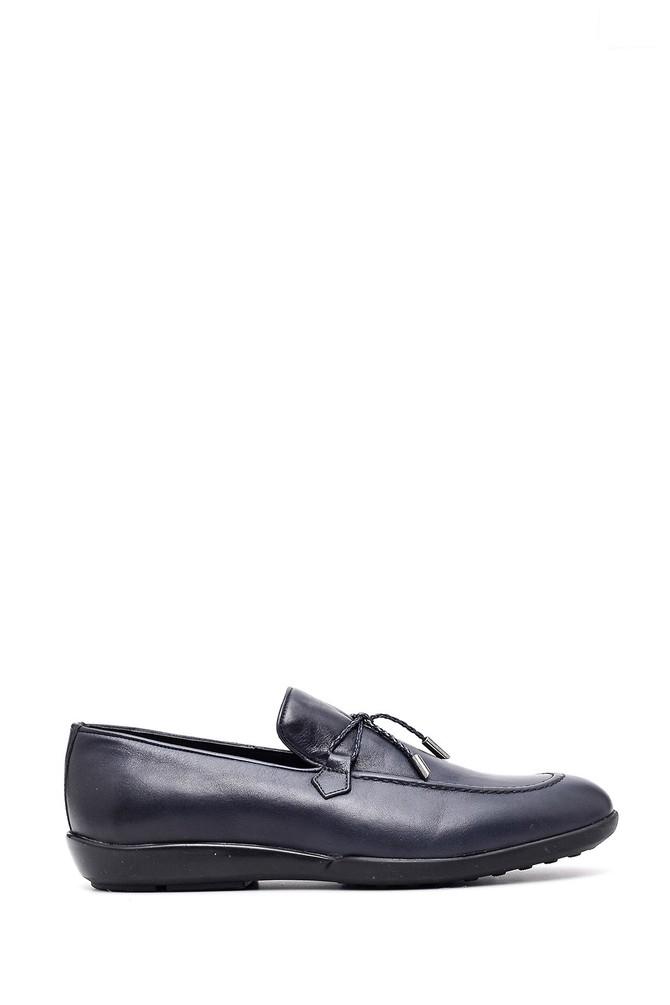 Lacivert Erkek Klasik Loafer 5638029652