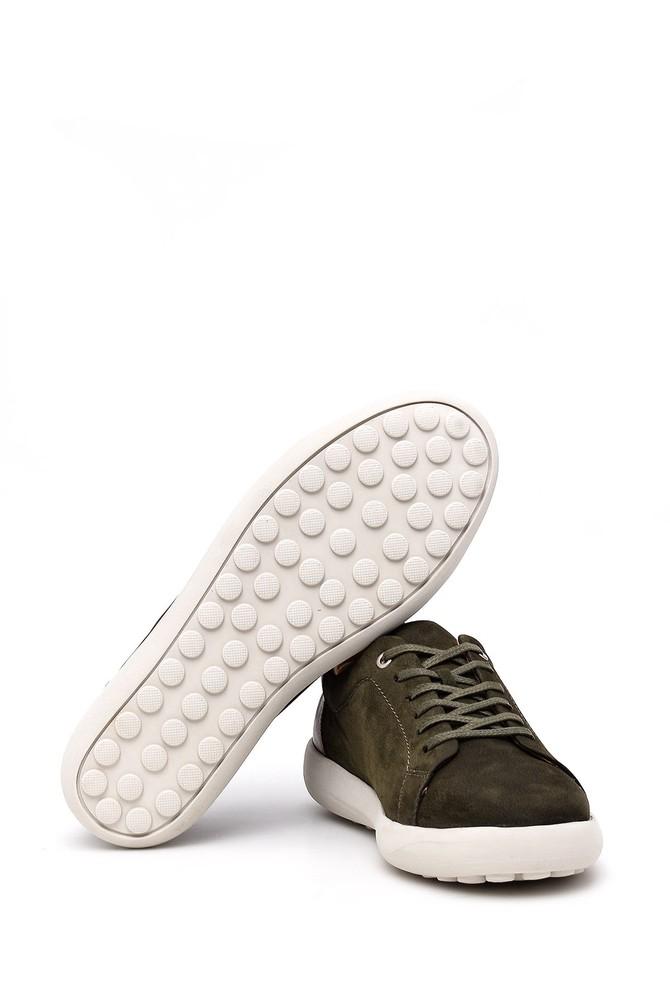5638008908 Erkek Süet Sneaker