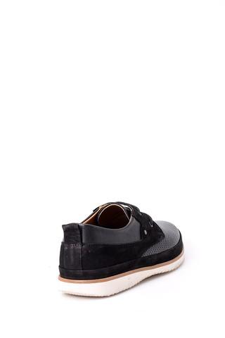 Erkek Süet Detaylı Ayakkabı