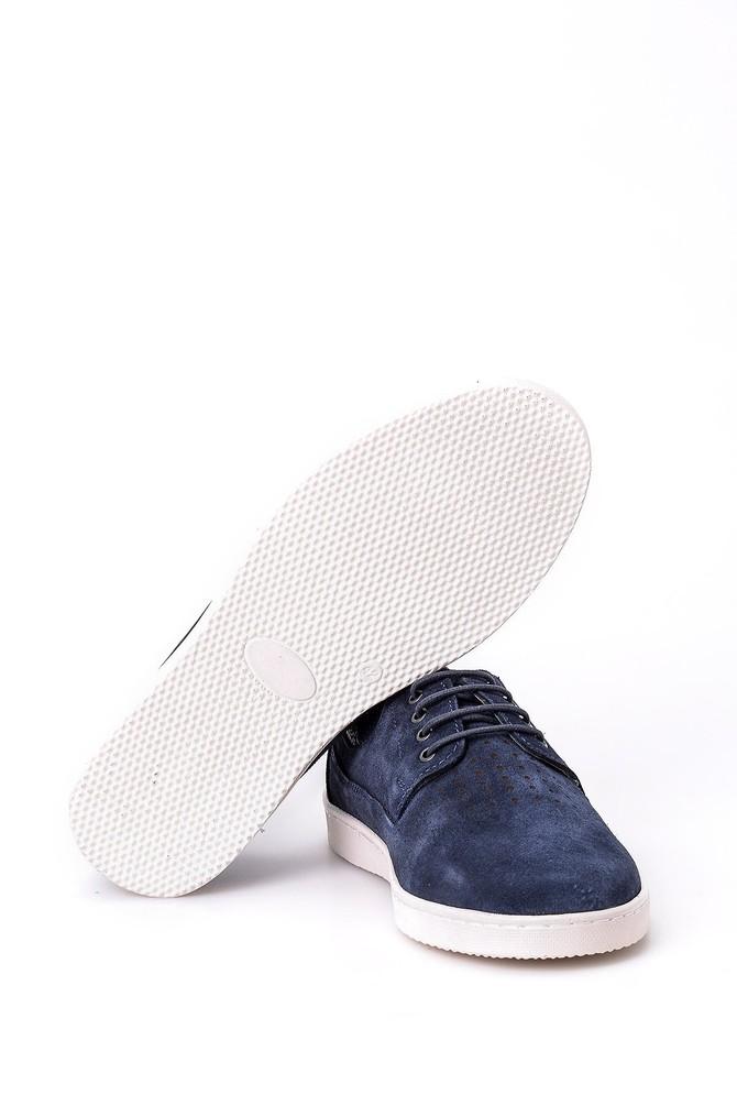 5638008488 Erkek Süet Bağcıklı Ayakkabı