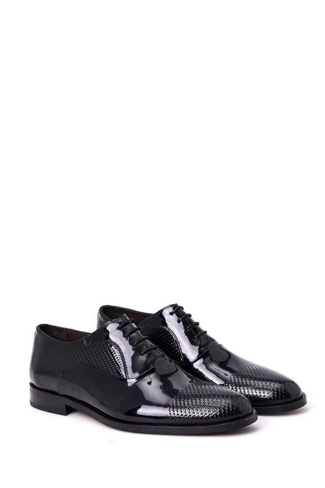 5638007718 Erkek Klasik Rugan Ayakkabı